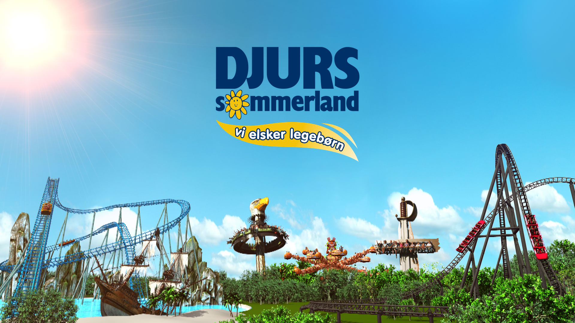 Djurs Sommerland Tv Commercials Sunday Studio